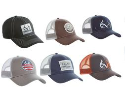 REALTREE Outfitters Trucker Hat / Cap 6 Colors Deer Antlers