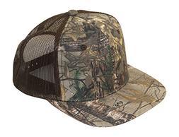 Realtree Camo Trucker Hat Meshback Snapback Cap