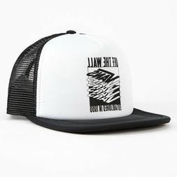 VANS Renwick Trucker Hat cap Snapback logo Skate Surf - SAME