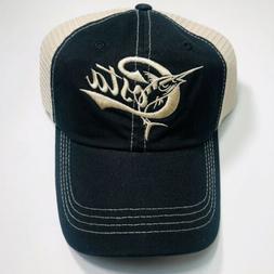 Costa Del Mar - Retro Trucker Hat - Black
