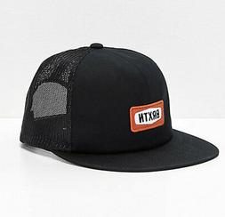 BRIXTON ROCKFORD  SNAPBACK TRUCKER HAT/CAP 100% AUTHENTIC NE