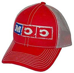 Russian Flag CCM Hockey Red Hat