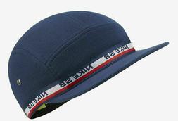 Nike SB AW84 Skate Hat Flat Bill Peak Skateboarding 90s-insp