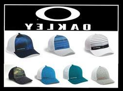 OAKLEY SILICON BARK TRUCKER 2.0 & 4.0 GOLF CAP HAT  MSRP $28