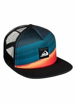 Quiksilver™ SLASH TURNER - Trucker Hat - Men - ONE SIZE -