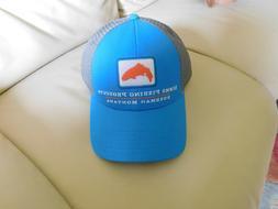 Simms Small Fit Trucker Hat For Men and Women Capri