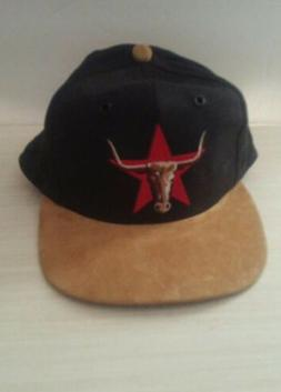 Marlboro Snap Back blackTrucker Cap Hat with steer and star