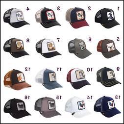 Goorin Bros. Snapback Trucker Hat Cap All American Rooster S