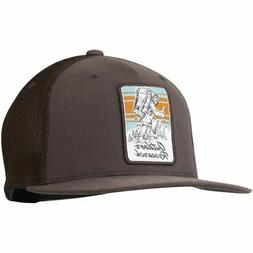 Outdoor Research Squatchin Trucker Cap, One Size, Earth
