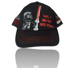 Star Wars Lego Darth Vader Trucker Hat I Am Your Father Boy'