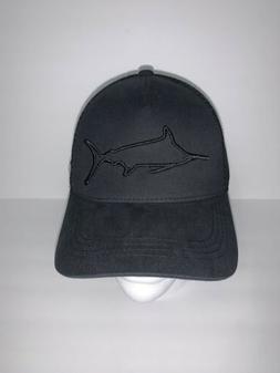 Costa Del Mar Costa Stealth Marlin Hat Black