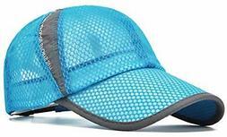 ELLEWIN Summer Baseball Cap Quick Dry Cooling Sun Hats Flexf
