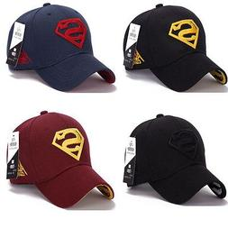 Superman Cap Baseball <font><b>Trucker</b></font> New Fashio