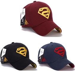 Superman Cap Baseball <font><b>Trucker</b></font> New Fashio