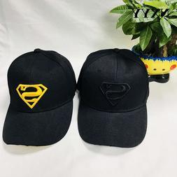 NXYY Superman <font><b>S</b></font> Letter Caps <font><b>Hat