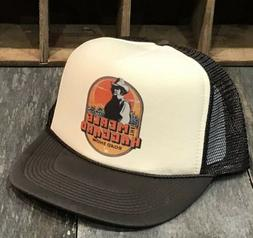 The Merle Haggard Road Show Country Music Trucker Hat Vintag