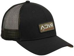 RVCA Ticket II Trucker Hat - Black Olive - New