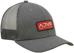 RVCA Ticket II Trucker Hat - Charcoal Heather - New