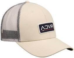 RVCA Ticket II Trucker Hat - Cream - New