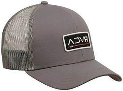 RVCA Ticket II Trucker Hat - Grey - New
