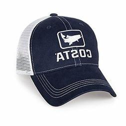 Costa Del Mar - Trout Trucker XL Hat - Navy / White
