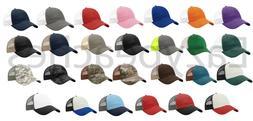RICHARDSON Trucker, Baseball Cap, Meshback Hat, Garment Wash