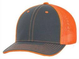 Pacific Headwear Trucker Flexfit Cap Hat Moisture-wicking 3