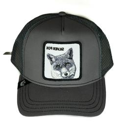 Men's Goorin Brothers 'Silver Fox' Trucker Hat - Black