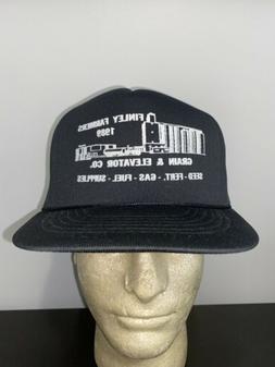 Trucker Hat Baseball Cap Vintage Snapback Finley North Dakot