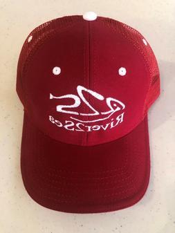 River2Sea Trucker Hat - Branded Bass Fishing Apparel, Logo F