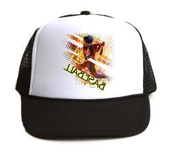 Trucker Hat Cap Foam Mesh Baseball Fan Sport Frenetic
