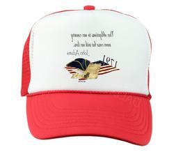 Trucker Hat Cap Foam Mesh John Adams Our Obligations To Coun