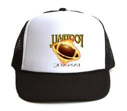 Trucker Hat Cap Foam Mesh Sports Football Fanatic Fan Glow