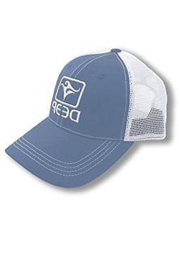 Deep Ocean Trucker Hat, Carolina Blue, One Size