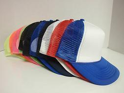 trucker hat foam front mesh classic hat