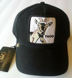 Goorin Bros Trucker Hat - Men's Mesh Animal Farm Bent Bill D