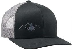 Lindo Trucker Hat - The Great Outdoors One Size, Black/Graph