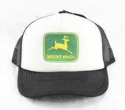 John Deere Trucker Mesh Foam Hat BRAND NEW