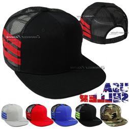 trucker mesh hat baseball cap snapback plain
