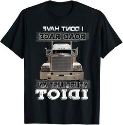 Trucker Truck Driver t shirt Trucker Cap Snapback Hat T-Shir