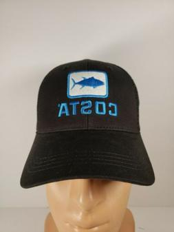 Costa Del Mar Tuna Trucker Hat, Gray