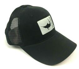 Costa Unisex Original Marlin Trucker Black Cap One Size Fits