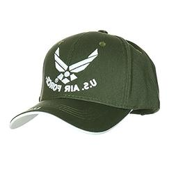 Fusion US Air Force Licensed Official 3D Embroidered Logo US