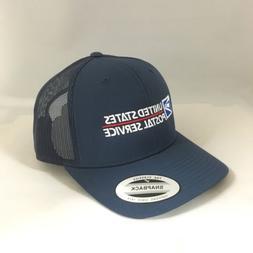 USPS Snapback Cap United States Postal Service Classic Truck