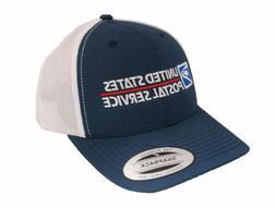 USPS Trucker Hat Snapback Cap United States Postal Service C