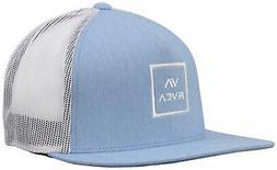 RVCA VA All The Way Trucker Hat - Heather Blue - New