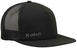 Hurley Ventura Trucker Hat - Black - New
