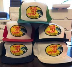 Vintage Bass Pro Shop National Headquarters Mesh Trucker Hat