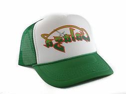 vintage Galaga video game Trucker Hat mesh hat snapback hat