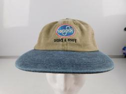 Vintage Kroger Food And Drug Grocery Strap Back Trucker Hat